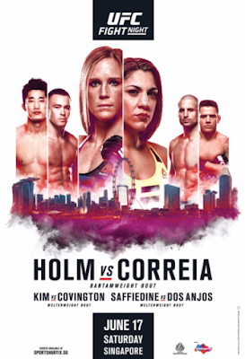 UFC Fight Night 111 Holm vs Correia HDTV 480p 500Mb