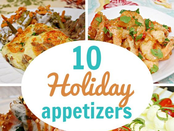 8 Days to Christmas Countdown! - Holiday Appetizer Round Up