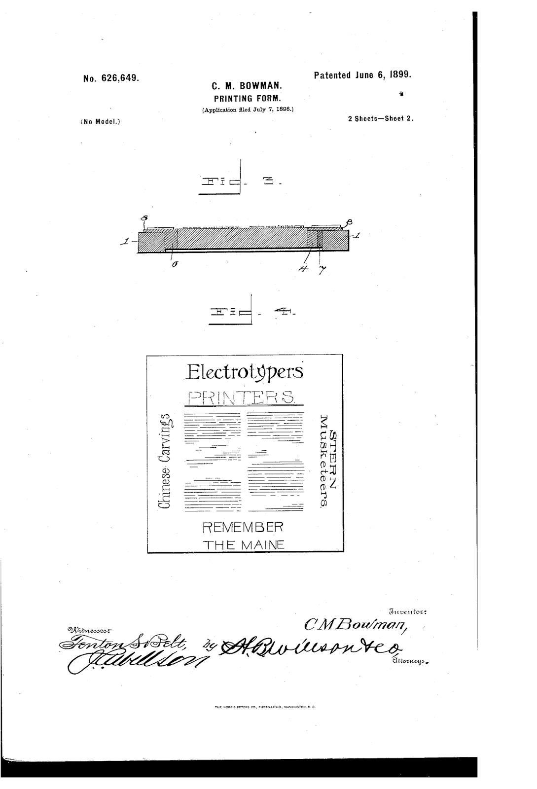 THE PATENT SEARCH BLOG: The Spanish