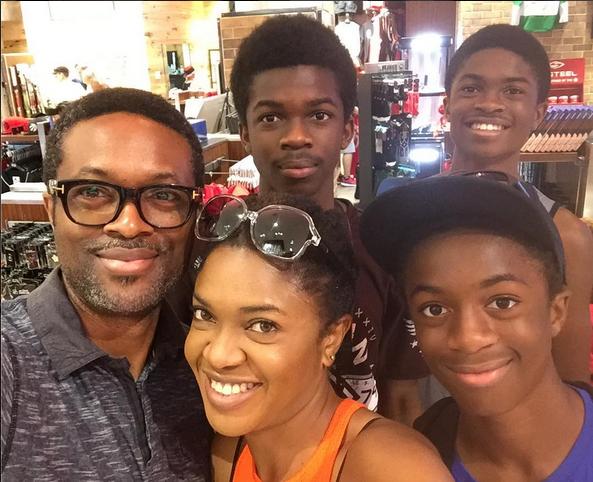 Omoni-Oboli-family