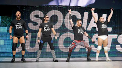 WWE faction of jobbers