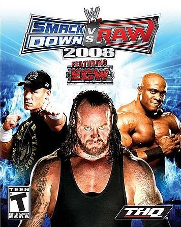 Download WWE Smackdown Vs Raw 2008 Game Setup