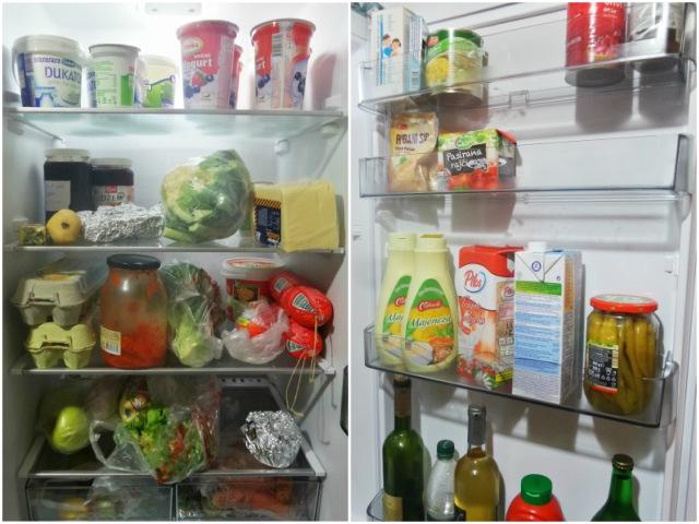 Hladnjak prije organiziranja