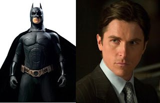 Christian Bale as Batman!