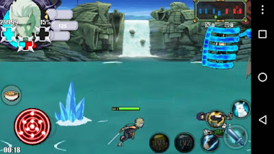 Naruto Senki MOD Unlimited Money Bijuu Mask Apk Android Terbaru