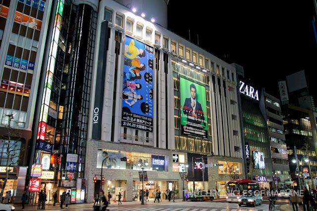shibuya malls