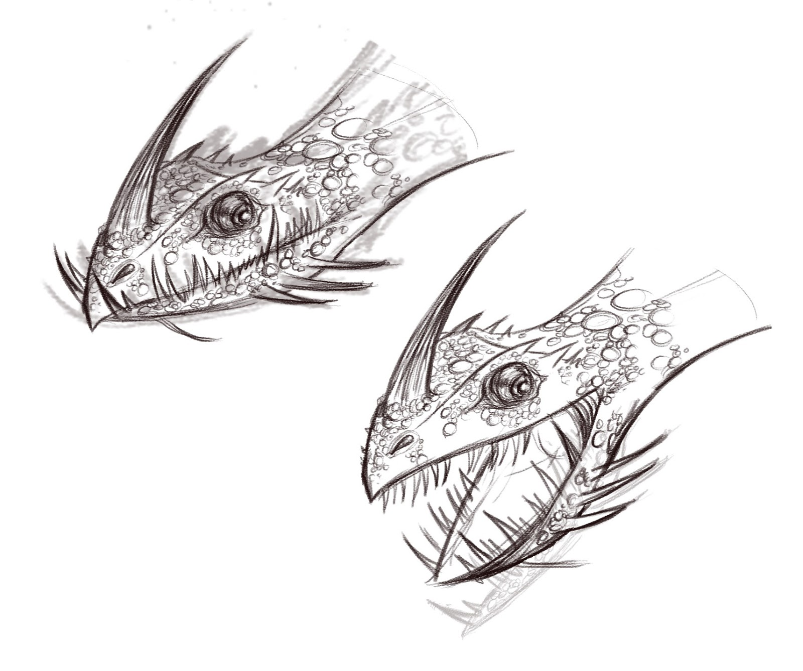 Race Edge Dragon Eye Coloring Pages