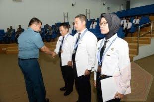 Diklatpim TK IV TNI AL Ditutup Secara Resmi Oleh Kadisdikal Di Seskoal