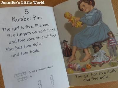 Ladybird book Understanding Numbers