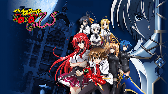 High School DxD New ( Season 2 ) BD Sub Indo : Episode 1-12 END | Anime Loker