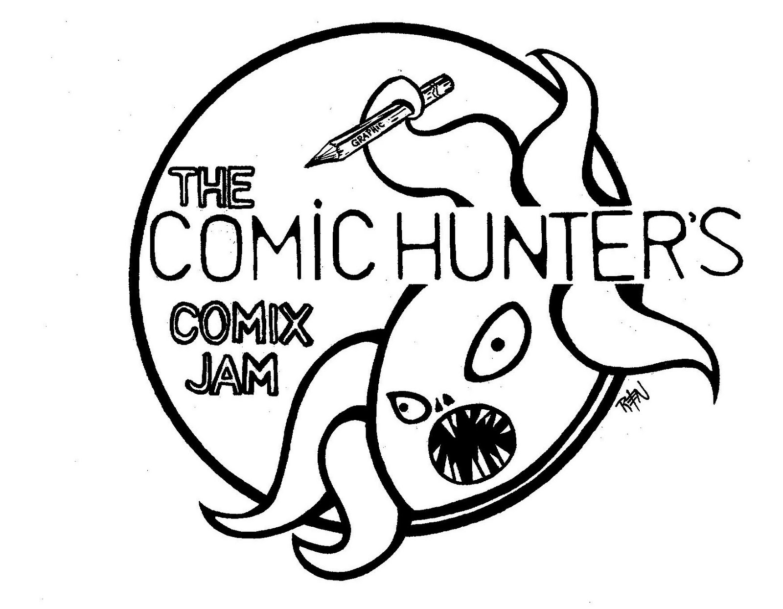 The Comic Hunter Moncton March