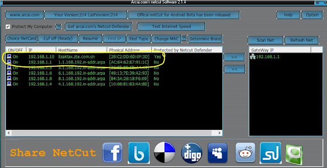 Cara Mudah Memutus Jaringan WiFi 2