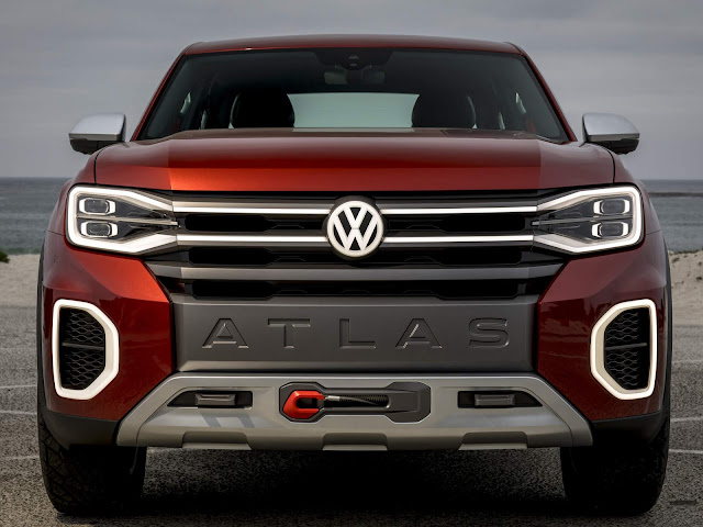 Volkswagen Tanoak - picape