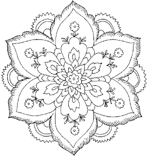 Serendipity: Adult Coloring Pages (Printable)