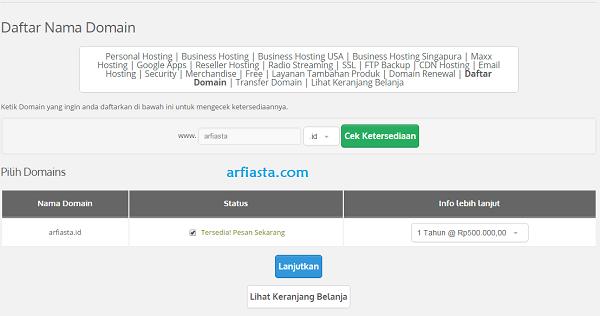 Cara Mendapatkan Domain TLD .ID Murah Cuma 20 ribu rupiah ...