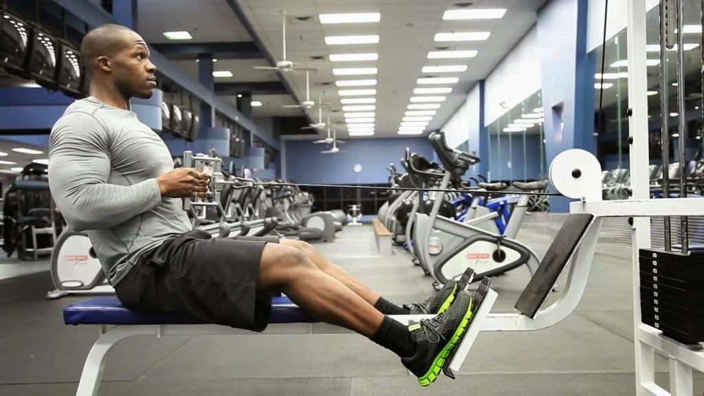 Latihan Membentuk Otot Punggung Terbaik Mulia Fitness