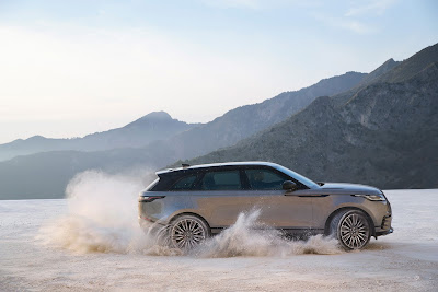 New 2018 Range Rover Velar SUV Hd Wallpaper