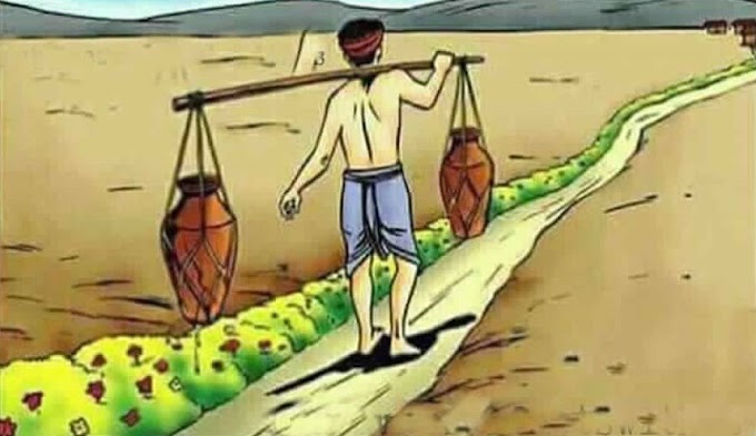 A poor farmer and shopkeeper - Motivational Story