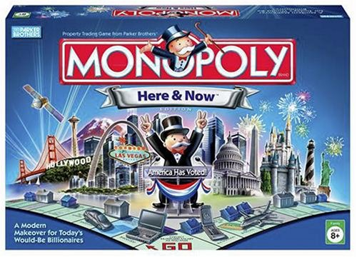 Download Game Monopoly Here & Now ,Full Free Download