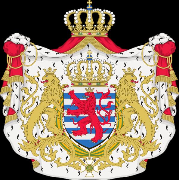 Lambang negara Luxemburg