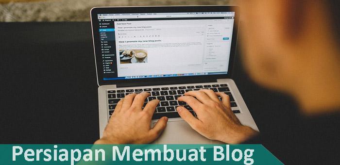 6 Hal yang Harus diperhatikan Sebelum Membuat Blog