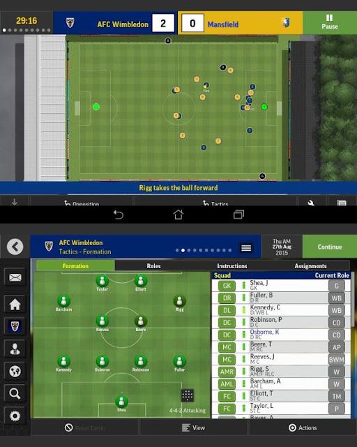 download8 Football Manager Mobile 2017 v7.0.2 Cracked APK [Latest] Apps