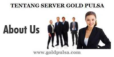 tentang server gold pulsa