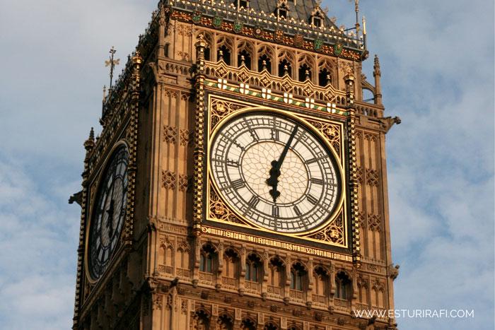 Torre Big Ben Londres