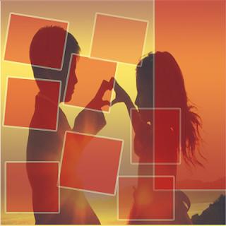 como fazer uma mosaico para fotos