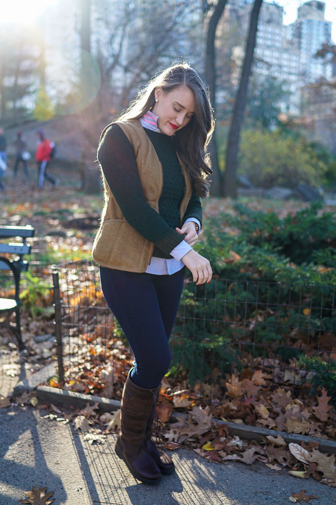 Krista Robertson, Covering the Bases, Travel Blog, NYC Blog, Preppy Blog, Style, Fashion Blog, Fashion, Thanksgiving Style, What to Wear in the Fall, Fall Fashion, Preppy His & Hers, Preppy Outfits