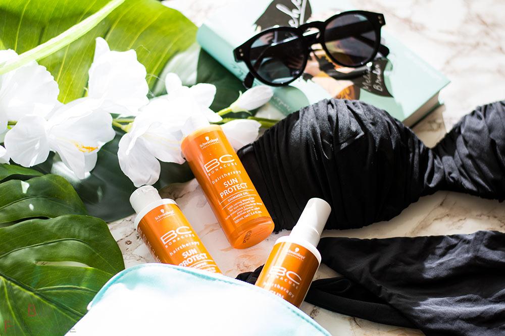 Sonnenschutz fürs Haar Titelbild