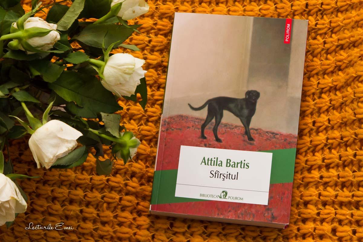 "Fragment roman ""Sfârșitul"" Attila Bartis Polirom"