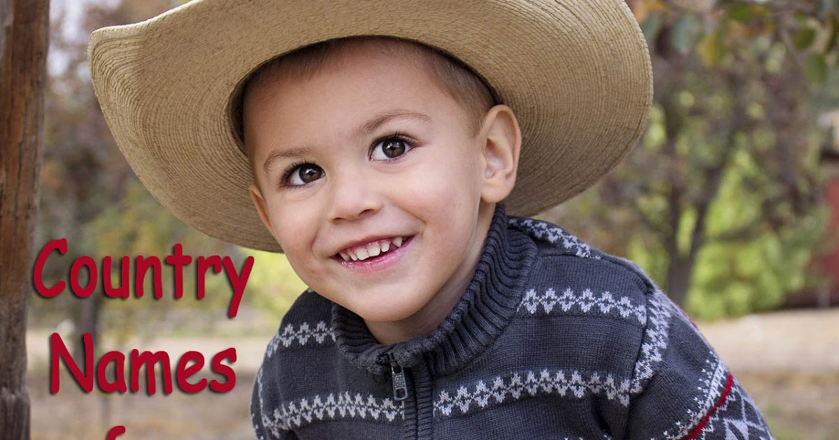 The Art of Naming: Southern Boy Names for your Little Cowboy