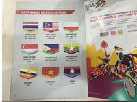 Malaysia Minta Maaf Gambar Bendera Indonesia Terbalik
