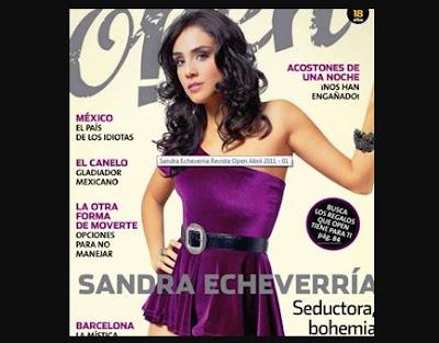 Sandra Echevarria Biografia
