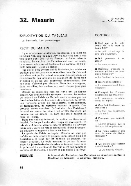 Manuels anciens: Danton, Baudin, Livret-Guide d'histoire