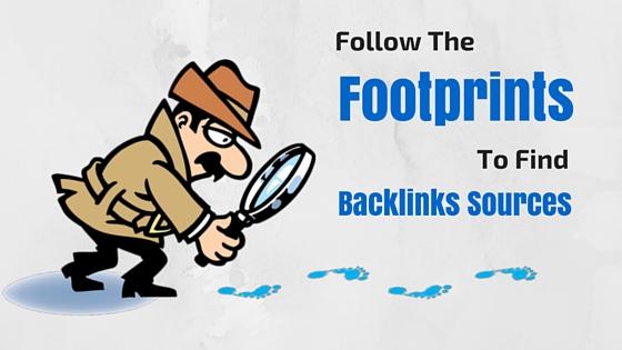 Find Footprints