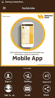 National Bank of Kenya banking app