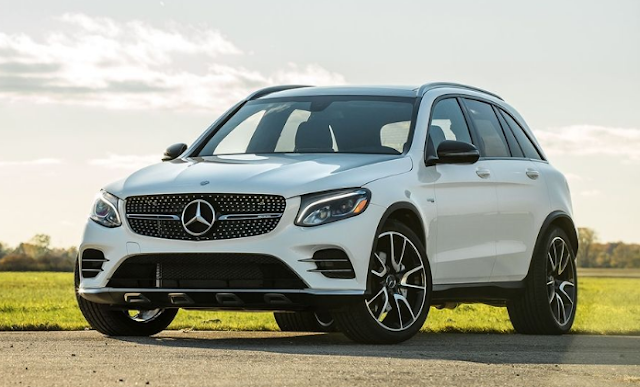 2017 Mercedes-AMG GLC43 Review