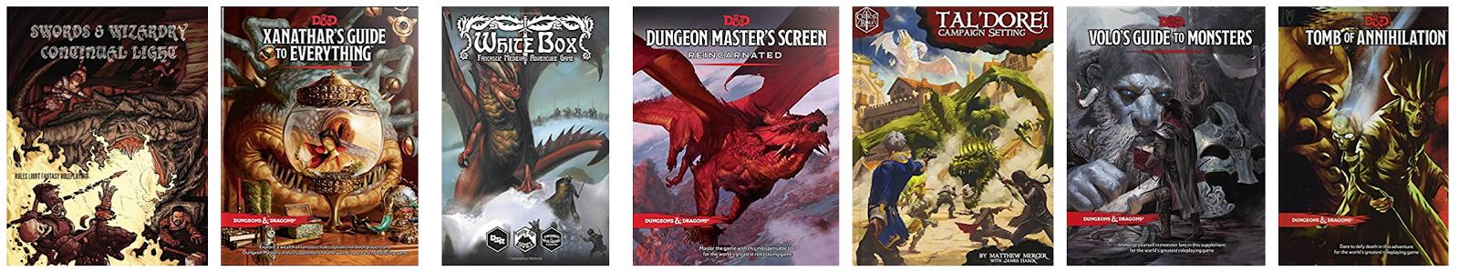 Tenkar's Tavern: Amazon - $5 off $20 in Books - Stock up on Swords