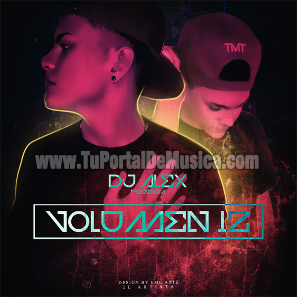 Dj Alex Volumen 12 (2017)
