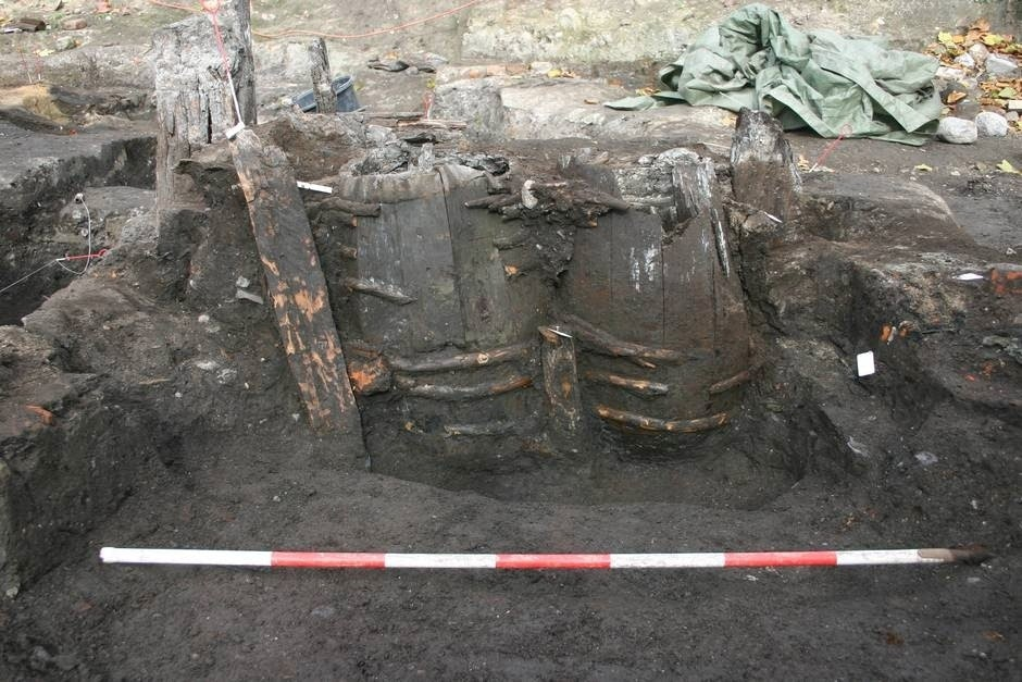 Archaeologists in Denmark make smelly discovery