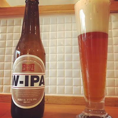 W-IPA (Minoh Beer)