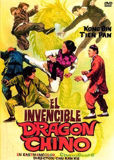 El Invencible Dragón Chino (1972)