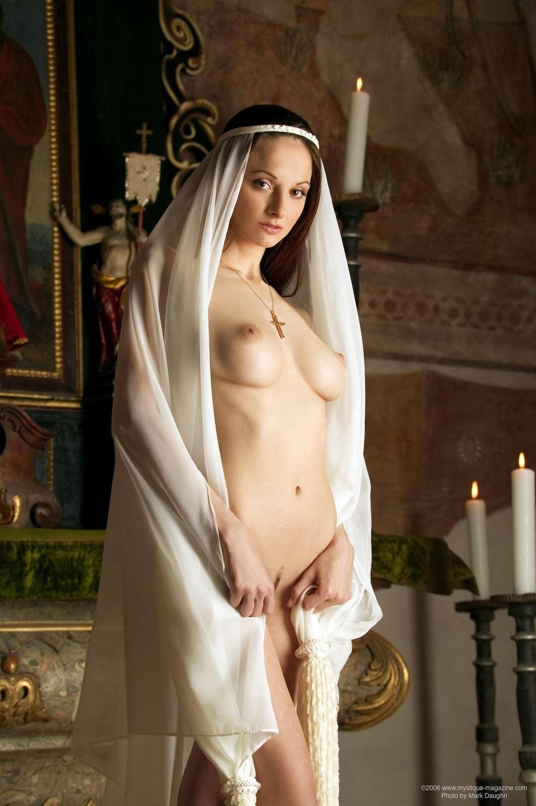 Religious tits