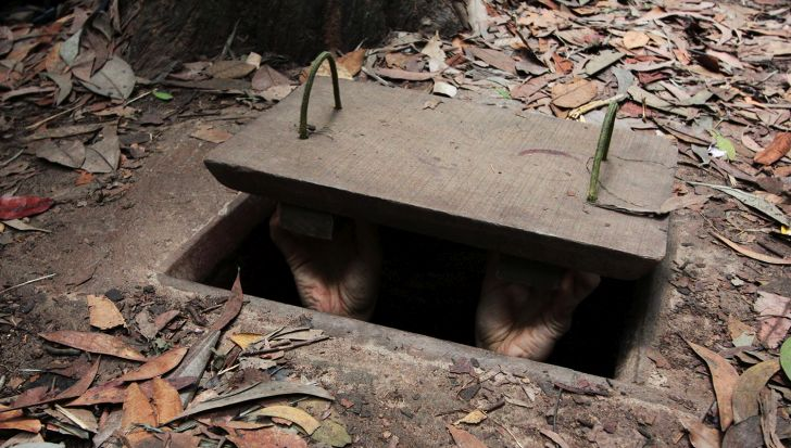 8 Things to See and Do in Vietnam - Explore the Cu Chi tunnels