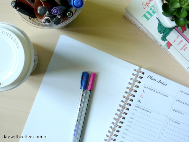 happy planner organizacja
