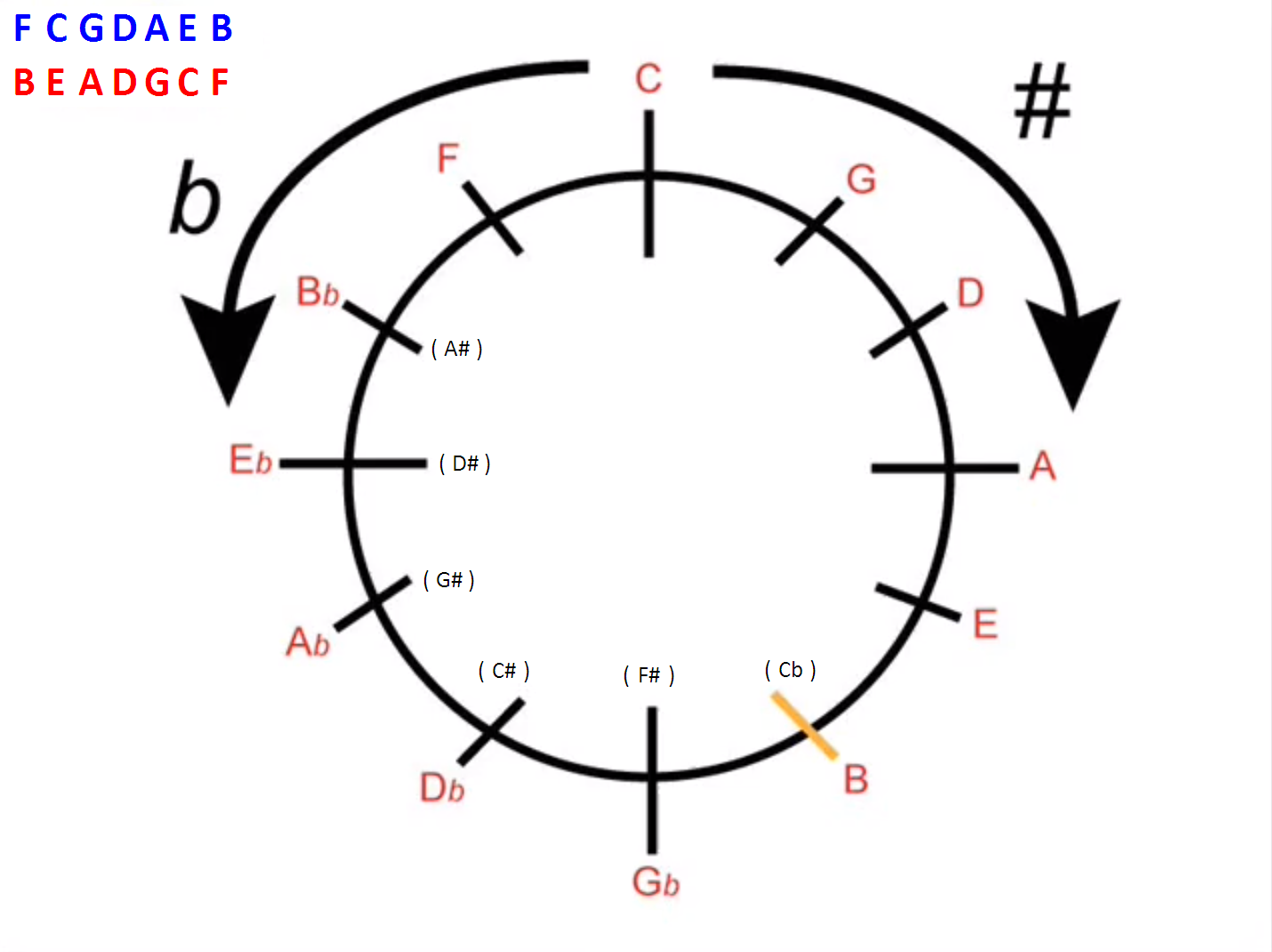 Welcome Circle Of Fifths By Stephen Wiles