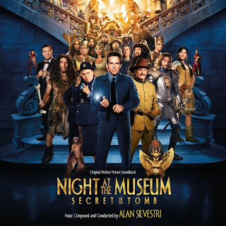 Night at the Museum 3 Secret of the Tomb Nummer - Night at the Museum 3 Secret of the Tomb Muziek - Night at the Museum 3 Secret of the Tomb Soundtrack - Night at the Museum 3 Secret of the Tomb Film score