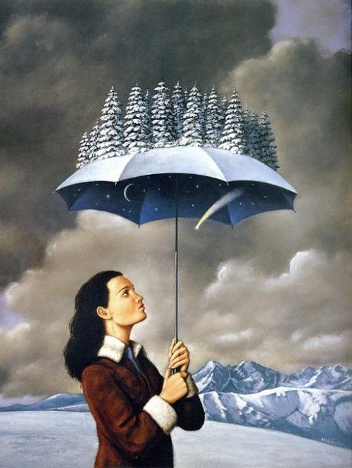 02-Rafal-Olbinski-Paintings-of-Poetic-Surrealism-www-designstack-co